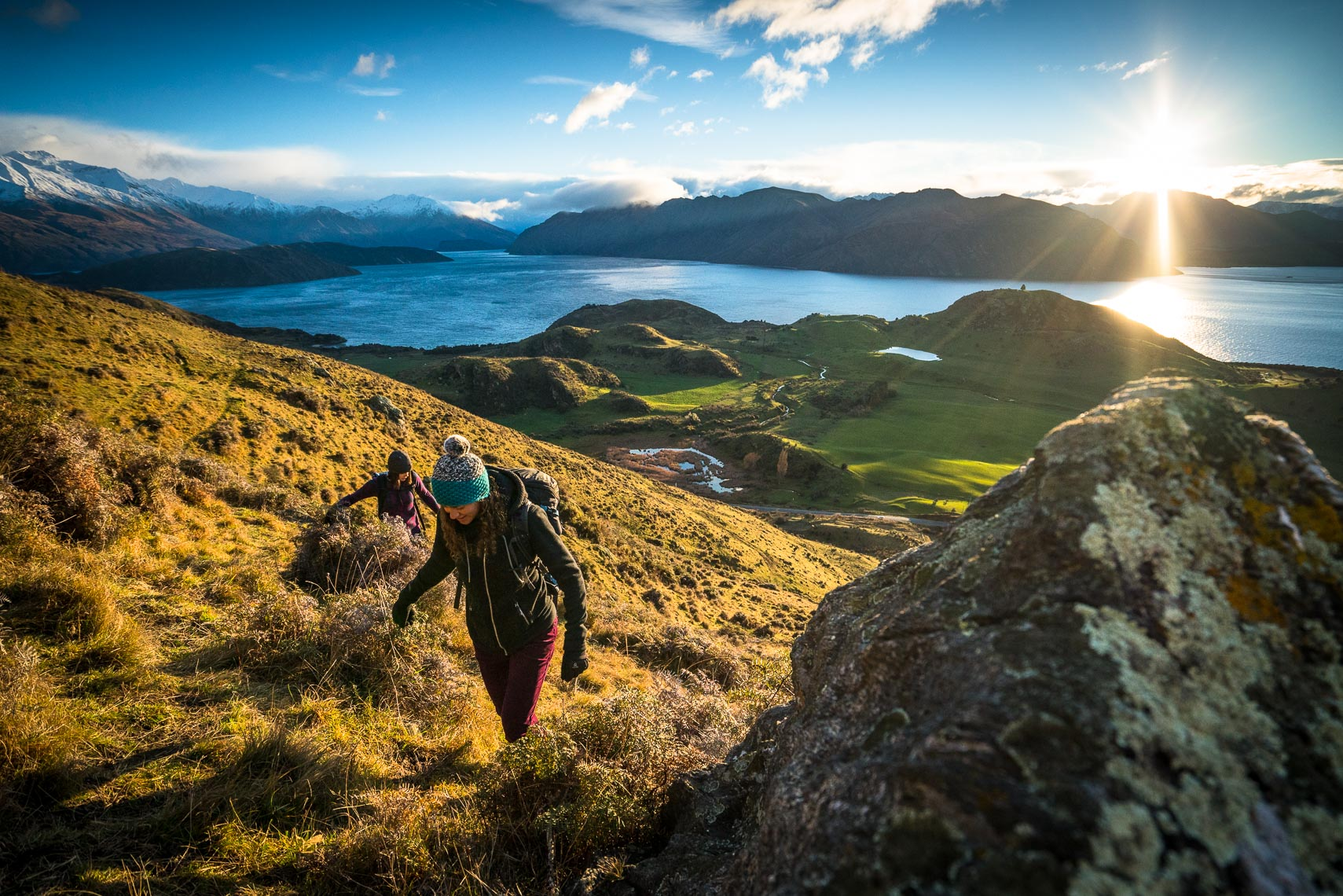 Title Nine New Zealand Hiking Wanaka