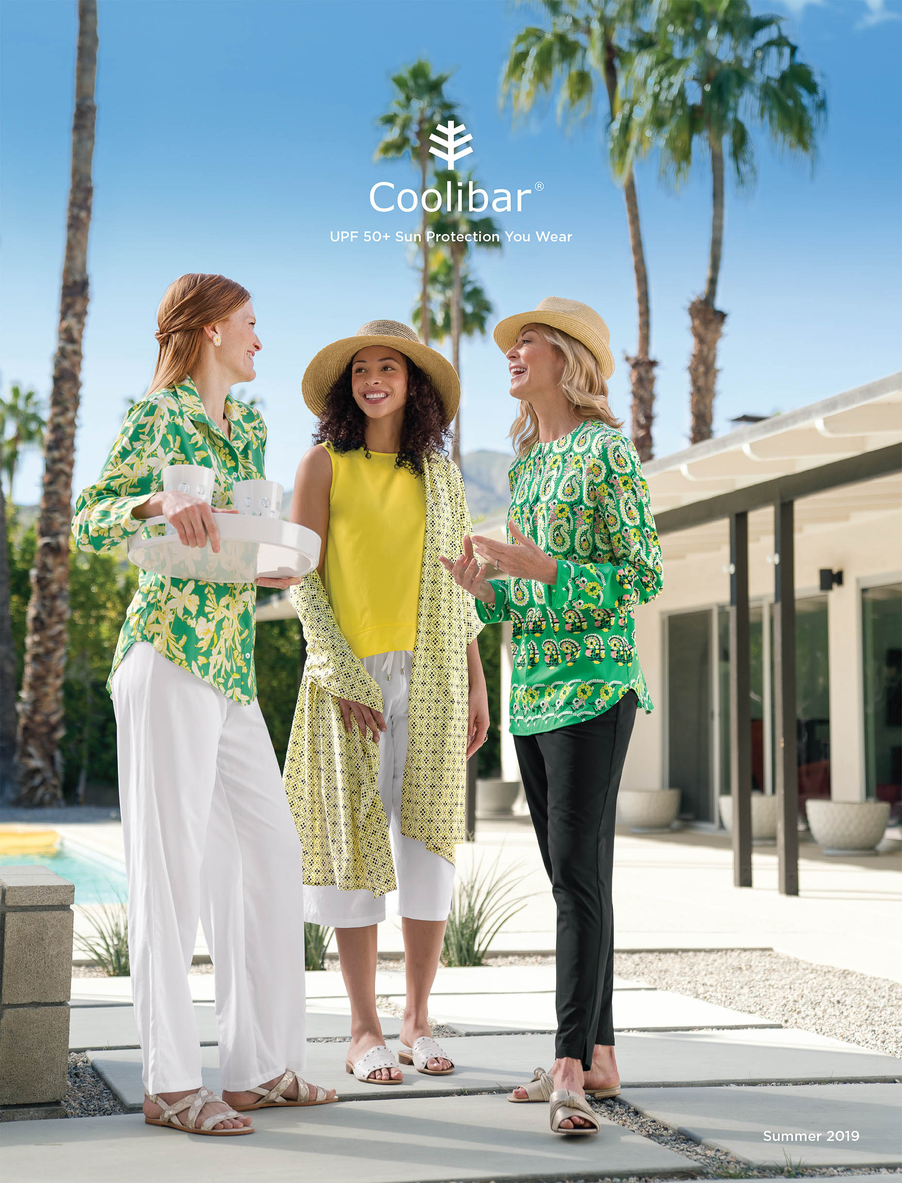Coolibar Santa Barbara Catalog Cover 5